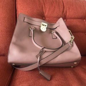 Michael Kors Hamilton Large Tote Bag